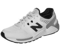 Sneaker 'ml009' grau / weiß
