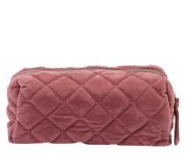 Make-Up Tasche 'Pcriva' rosa