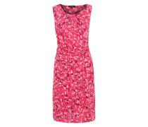 Sommerkleid 'Kiana' mischfarben / pink