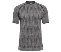 T-shirt S/S grau