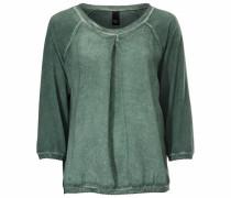 Rundhalsshirt smaragd