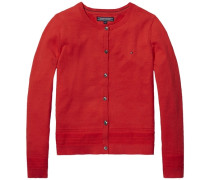 Cardigan »Camille Cardigan L/s« rot