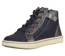 Sneaker beige / marine / graphit