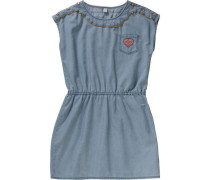 Kinder Jeanskleid blau