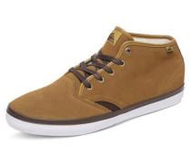 Mid-Top-Schuhe aus Wildleder »Shorebreak« braun