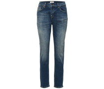 'sfroxy MR Boyfriend Navy Wash Noos' Loosefit Jeans blau