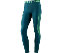HeatGear Armour Tights Herren türkis