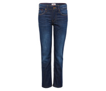 Jeans 'clyde Straight Aublw' blue denim