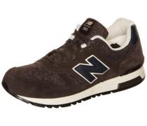 Ml565-Pb-D Sneaker dunkelbraun