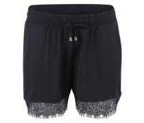 Shorts 'Onlluna' dunkelblau