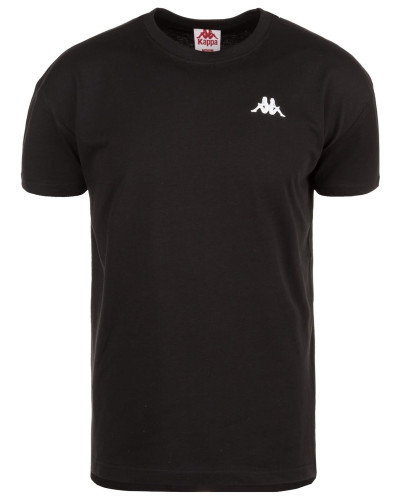 T-Shirt 'Authentic Franklyn' schwarz