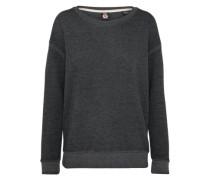 Sweatshirt 'Burn ouT' schwarz