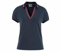 Polo-Shirt nachtblau