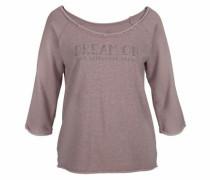 Sweatshirt »Benice« lila