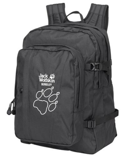 jack wolfskin damen rucksack berkeley schwarz reduziert. Black Bedroom Furniture Sets. Home Design Ideas
