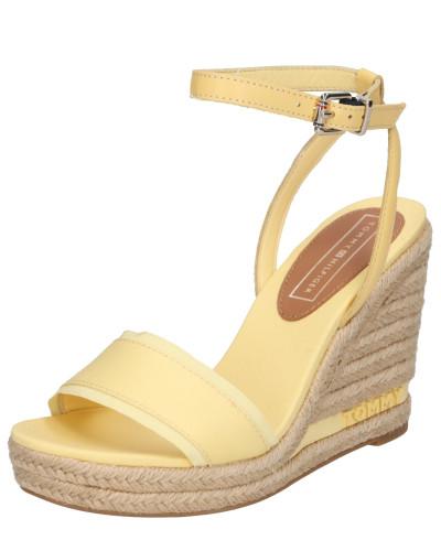 Sandale 'Iconic Elena' gelb