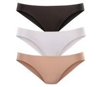Bikinislip (3 Stck.) mischfarben
