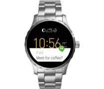 Smartwatch »Q Marshal Ftw2109« silber