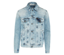 Jeansjacke 'primal' blue denim