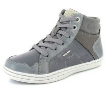 Sneaker Garcia Leder grau