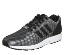 Sneaker aus Textil 'ZX Flux' grau