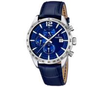 Chronograph 'f16760/3' blau