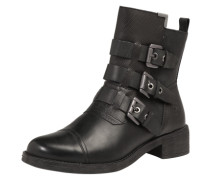 Biker Boots 'Merida' schwarz
