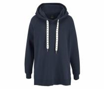Sweatshirt 'absolute' nachtblau