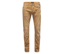 Jeans 'Waitom' beige