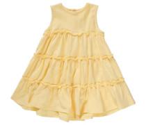 Baby Jerseykleid gelb