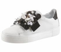 Slip-On Sneaker weiß