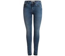 Jeans Normal waist blau
