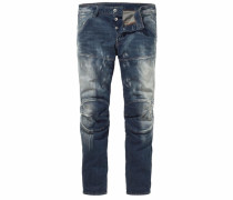 G-Star Slim-fit-Jeans »5620 3D Slim« blue denim
