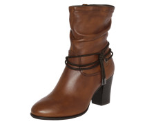Ankle Boots 'Xatby' cognac