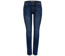 Slim Fit Jeans 'Sisse Reg' blue denim