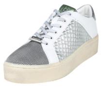 Sneaker 'Frini' silber / weiß