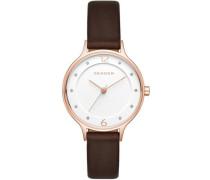 Armbanduhr »Anita Skw2472« braun
