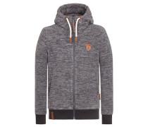 Male Zipped Jacket 'Mach Et Otze IV' grau