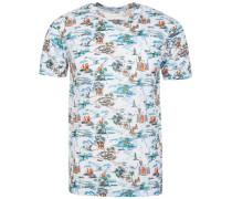 T-Shirt 'Offshore AOP ' mischfarben