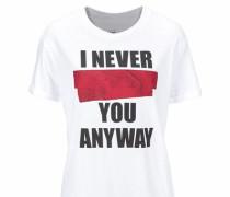 T-Shirt Graphic weiß
