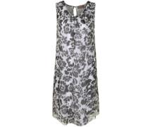 Kleid anthrazit / schwarz