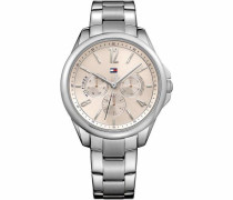 Multifunktionsuhr 'Casual Sport 1781826' silber