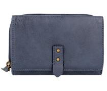 Geldbörse 14 cm 'Pippa' taubenblau