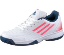 SonicAttac Tennisschuhe Kinder marine / pink / weiß