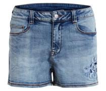 Jeans-Shorts blue denim