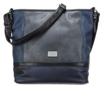 Handtasche 'Juna' blau / grau