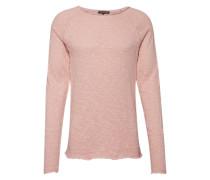Langarmshirt rosé