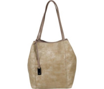 Mila Hawaii Shopper beige