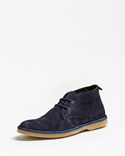 Schnürschuh 'New Alex' navy