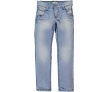 Jeans nitralfbay blau